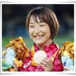 廣瀬順子がメダル獲得!夫のコメントがいい感じにユルイ!?