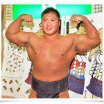 朝山端のwiki!ボディビルから相撲へ転向?本当に使えない筋肉か!?