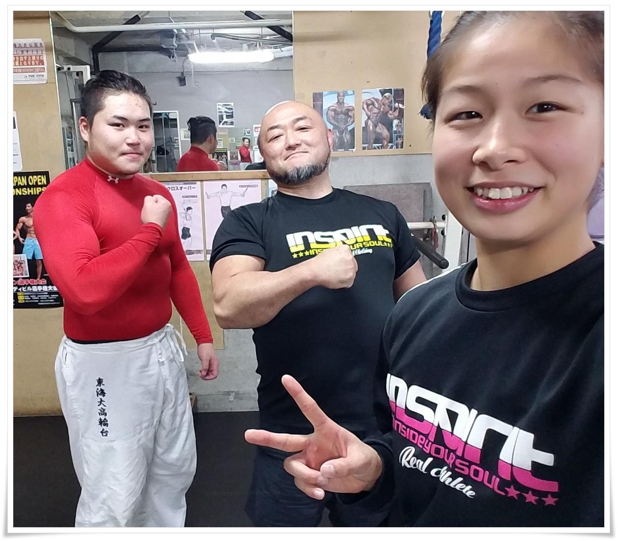 浅倉カンナの父親は格闘技好き!